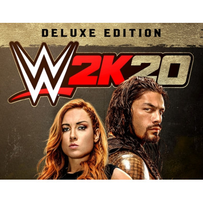WWE 2K20: DELUXE EDITION