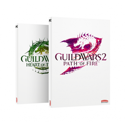 Guild Wars 2: Path of Fire + Heart of Thorns