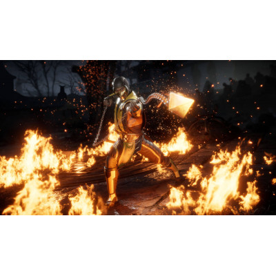 MORTAL KOMBAT 11 (Steam Украина)