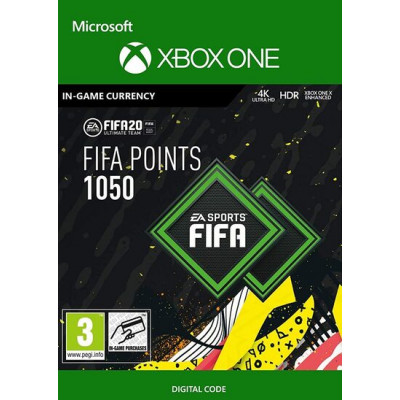 FIFA 20 - 1050 FUT points (Xbox One)