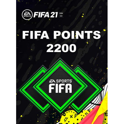 FIFA 21 ULTIMATE TEAM™ 2200 POINTS (PC / Origin)