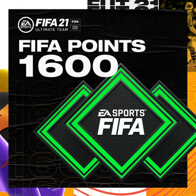 FIFA 21 ULTIMATE TEAM™ 1600 POINTS PS4 (UK)