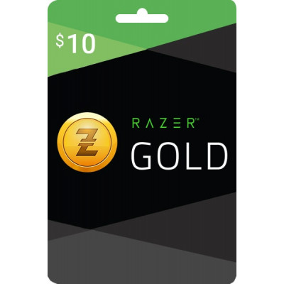 Razer Gold $10 card