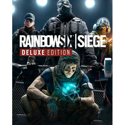 Ключ активации Uplay | Tom Clancy's Rainbow Six Siege: Deluxe Edition