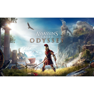 Ключ активации Uplay | Assassin's Creed Odyssey (Одиссея)
