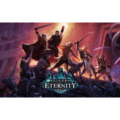 Ключ активации Steam | Pillars of Eternity Hero Edition