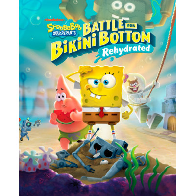 Ключ активации Steam | SpongeBob SquarePants: Battle for Bikini Bottom – Rehydrated