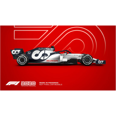Ключ активации F1 2020 Deluxe Schumacher Edition (Xbox One)