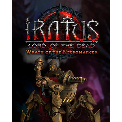 Ключ активации Steam | Iratus: Wrath of the Necromancer