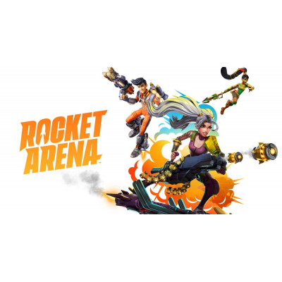 ROCKET ARENA MYTHIC EDITION