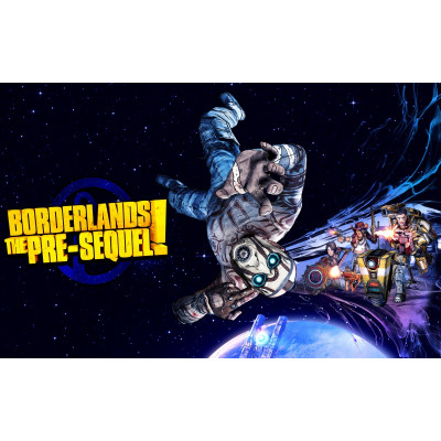 Ключ активации Steam Borderlands: The Pre-Sequel!