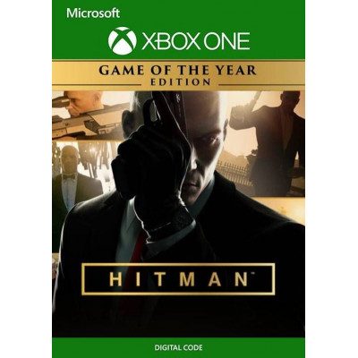 HITMAN: Game of the Year Edition (Xbox One)
