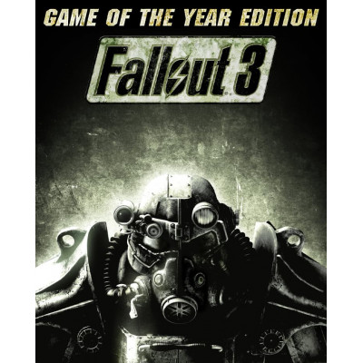 Fallout 3: Game of the Year Edition (Steam)