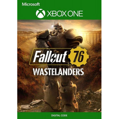 Fallout 76: Wastelanders (Xbox One)
