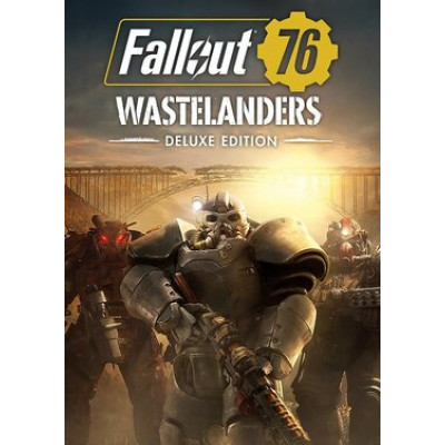 Fallout 76: Wastelanders Deluxe Edition (Bethesda)