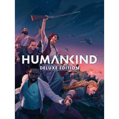HUMANKIND DIGITAL: DELUXE EDITION (Steam)