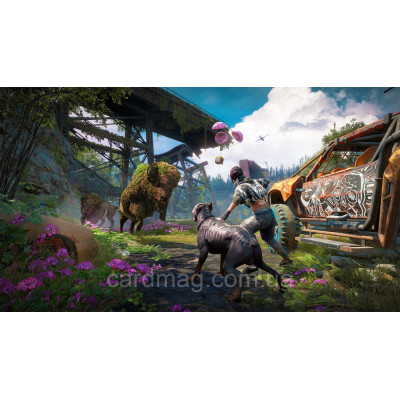 Far Cry 5 GOLD + Far Cry New Dawn DELUXE (XBOX ONE)