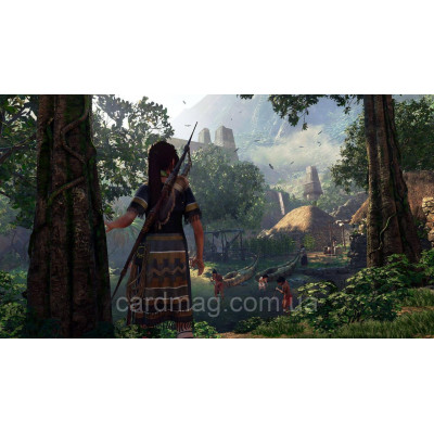 Shadow of the Tomb Raider Definitive (XBOX ONE)