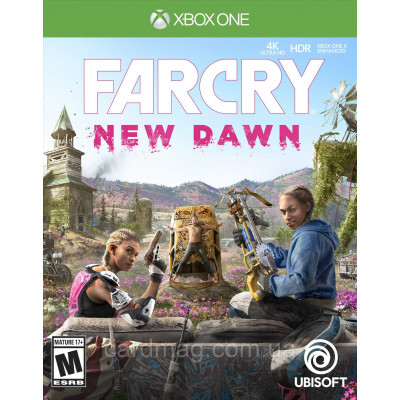Far Cry New Dawn Deluxe Edition (Xbox One)