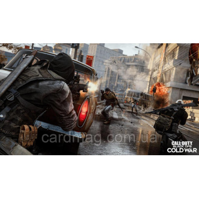 Call of Duty Black Ops Cold War (XBOX)