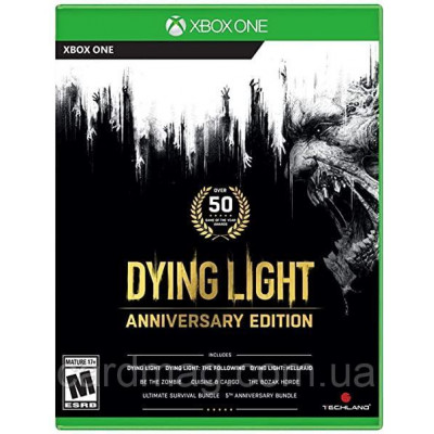Dying Light: Anniversary Edition (XBOX ONE)