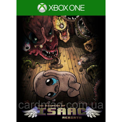 The Binding of Isaac: Rebirth (XBOX ONE X|S)