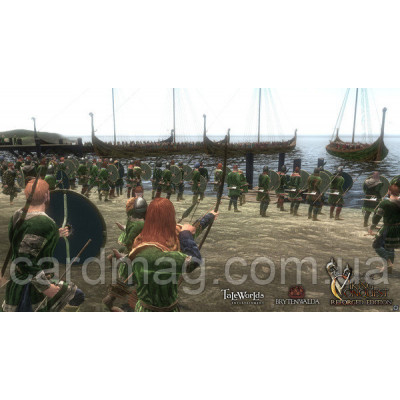 MOUNT AND BLADE: WARBAND – VIKING CONQUEST REFORGED EDITION