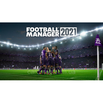Football Manager 2021 + TOUCH (Steam)