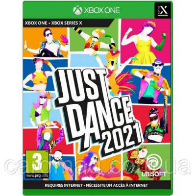 Just Dance 2021 (Xbox One   Series X/S)