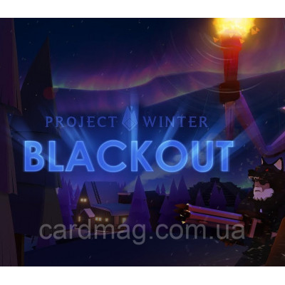 Project Winter: Blackout DLC (XBOX ONE)