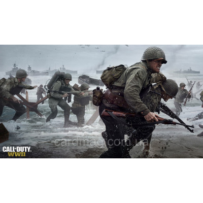 Call of Duty: WWII - Gold Edition (XBOX ONE)