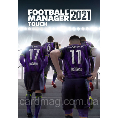 Football Manager 2021 Touch (Steam)